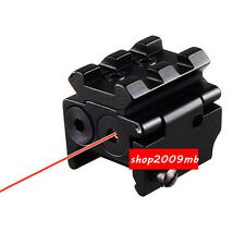 20mm Picatinny Rail Hunting Compact Low Profile Red Dot Laser Sight Scope