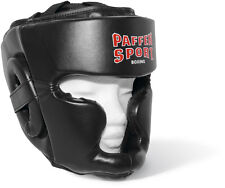 Paffen Sport- Fit Kopfschutz. Kick, Thai, Boxen, MMA. Head Gear. Sparring.Train.