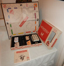 Hasbro 80th Anniversary Edition Monopoly Game 1935-2015