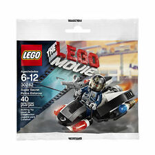 THE LEGO MOVIE *SUPER SECRET POLICE ENFORCER* MINIFIGURE TOY SET 30282 *NEW*