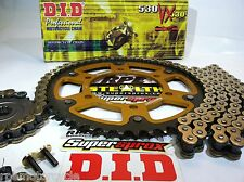 HONDA '08/16 CBR1000rr Quik Accel DID X-Ring 530 SUPERSPROX CHAIN & SPROCKET KIT