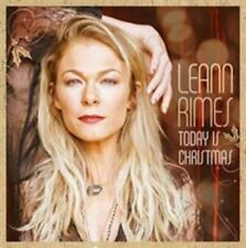 Today Is Christmas by LeAnn Rimes (CD, 2015, Prodigy Entertainment)