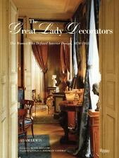 The Great Lady Decorators: The Women Who Defined Interior Design, 1870-ExLibrary