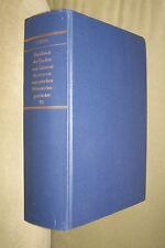 COING Handbuch der Quellen Literatur der neueren europäischen Privatrechts II/1