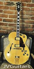 1978 Ibanez FA300 L5   Blond Flamed Amazing top of line Japan crafted JVGuitars