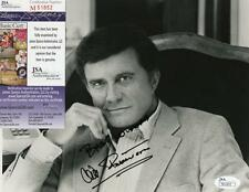 CLIFF ROBERTSON HOLLYWOOD TV MOVIE STAR SIGNED 8X10 PHOTO W/COA JSA M51852