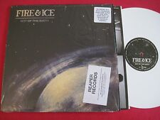 HARDCORE ROCK METAL LP - FIRE & ICE - NOT OF THIS EARTH - REAPER RR51 SHRINK