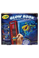 NEW Crayola Glow Book