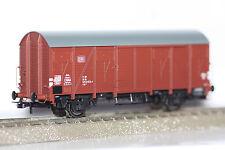 Rivarossi H0 HR6208-03 Gedeckter Güterwagen Gs 206 der DB Neu