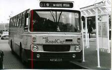 Lincolnshire Road Car 1977 Leyland Leopard 1440 YSF80S Grimsby photograph
