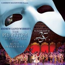 THE PHANTOM OF THE OPERA AT THE ROYAL ALBERT HALL (NEW CD)
