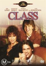 Class * NEW DVD * Rob Lowe Andrew McCarthy John Cusack