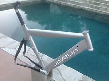 Javelin Barolo 57cm LARGE Time Trial Triathlon Aero 700C ALU/Carbon Frame NEW TT