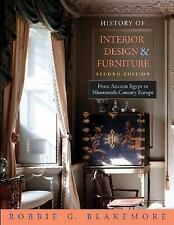 History of Interior Design and Furniture : From Ancient Egypt to...