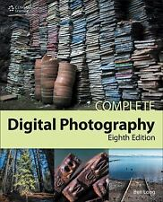 COMPLETE DIGITAL PHOTOGRAPHY - NEW PAPERBACK BOOK