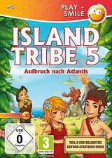 !!! PC-SPIEL ISLAND TRIBE 5: AUFBRUCH NACH ATLANTIS (MANAGEMENT 2014) PC-SPIELE