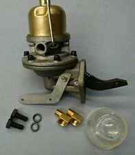 Ford GPW Willys MB Fuel Pump All Fittings Damaged Box Discount!