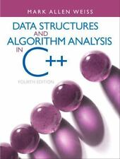Data Structures and Algorithm Analysis in C++ by Mark A. Weiss (2013,...
