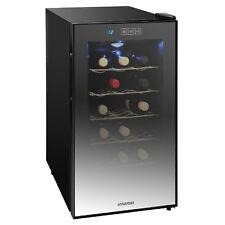 Weinkühler Hyundai Weintheke Getränke Kühler Bier Saft Kühlvitrine Kühlschrank