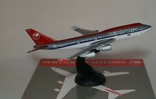 Schabak 821/37 Boeing 747-451 Northwest Airlines in 1:500 scale in 1990s colours