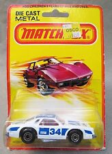 1980 Matchbox #34 CHEVY PRO STOCKER Superfast factory sealed blister card