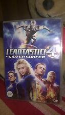 """FILM IN DVD : """"I FANTASTICI 4 E SILVER SURFER"""" - Azione, USA 2007"""