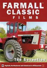 Farmall Classic Films The Seventies DVD NEW International Harvester tractors