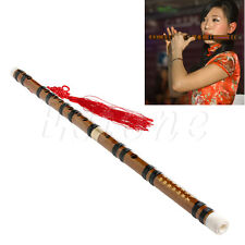 Traditional Chinese Musical Instrument Handmade Bamboo Flute in G Key