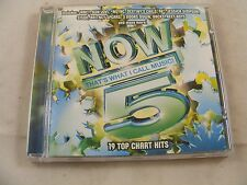 NOW THAT'S WHAT I CALL MUSIC! 5 BY VARIOUS ARTISTS (CD, 2000)