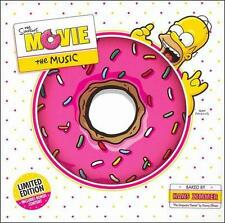 The Simpsons Movie: The Music Soundtrack CD Hans Zimmer New Donut Package Promo