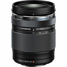 New Olympus 14-150mm f4-5.6 II m.Zuiko ED Lens Black  (from camera kit package)