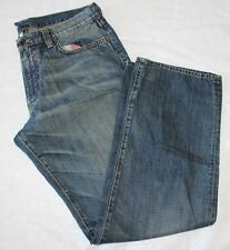 MENS JEANS = LUCKY BRAND = SIZE 36W X 31/32L VINTAGE STRAIGHT = BA43
