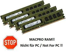 4x 4GB 16GB DDR3 1333 Mhz / 1066 Mhz ECC RAM Apple Mac Pro 4,1 5,1 PC3-10600