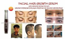 Best Rapid Eyelash Lash Eyebrow Sideburns Facial Hair Growth Enhancing Serum 6ml
