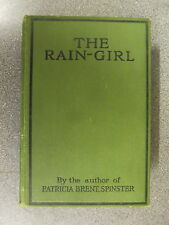 THE RAIN GIRL by PATRICIA BRENT, SPINSTER by HERBERT JENKINS H/B *UK POST £3.25*