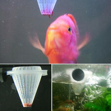 4 pcs Blood Worms Cone Feeder Bloodworms Live Food For Discus Fish Angelfish