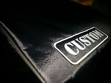 Custom padded cover for SSL X-Desk console - Solid State LogicX Desk console