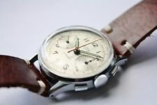 Vintage Delbana Swiss Chronograph - Landeron Cal 48, service recommended