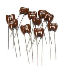 10x ans MICA-Condensateur 470 pf/1%/500 volts, High-End Mica Capacitor