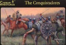31 Figurines CONQUISTADORS, CAESAR Miniatures N° 025