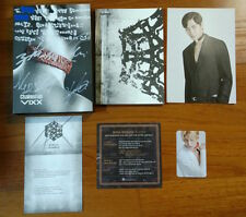 *Comment* VIXX autographed Chained Up PROMO CD signed 2nd Album