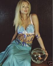 PARIS HILTON AUTOGRAPH SIGNED PP PHOTO POSTER