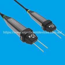 2 Differential Active Probe Oscilloscope DC - 1.5Ghz 50V