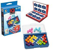 IQ - Blox Smart Games Juego de ingenio lógica para viajes 1 Jugador 18037