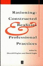 Sociology of Health and Illness Monographs: Rationing : Constructed Realities...