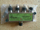 DIRECTV 4-WAY SWM GREEN LABELED SPLITTER / /NEW! / FAST FREE SHIPPING!