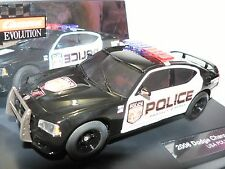 Carrera Evolution 27252 Dodge Charger 2006 SRT 8 EE. UU. Police nuevo
