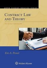 Contract Law and Theory by Eric A. Posner (2015, Paperback, New Edition)