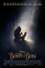 2 Beauty and The Beast Original Movie Posters DS 27x40 ( Emma Watson) Disney