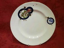 "Royal Crown Derby Hachi by Peter Ting 22 cm / 8.5"" Dessert / Salad / Side Plate"